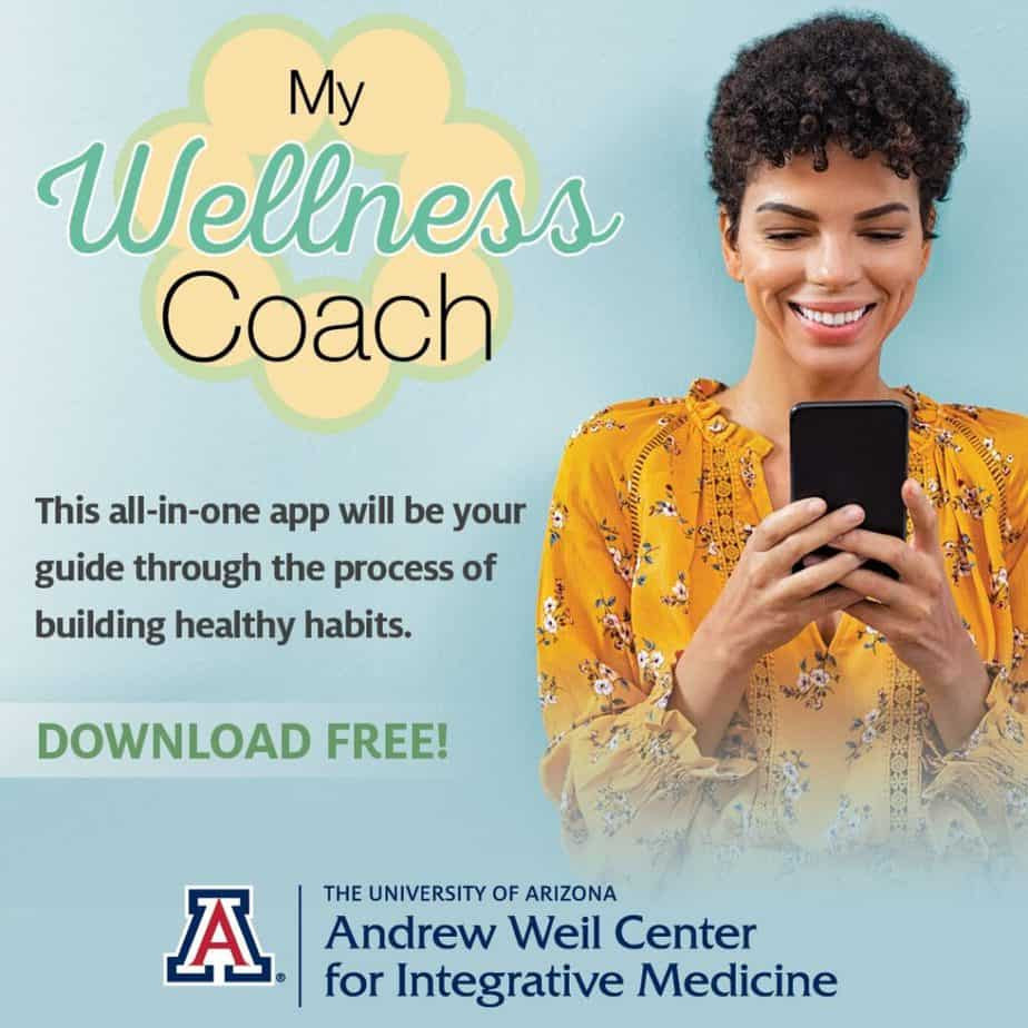My Wellness Coach App Image