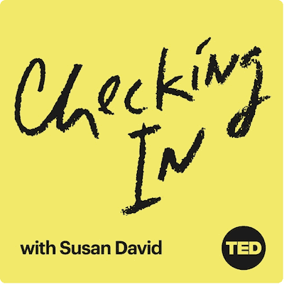 Checking In podcast with Susan David