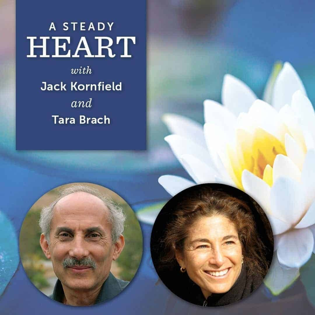 Promo image Jack Kornfield & Tara Brach: A Steady Heart in Time of Coronavirus (VIDEOS)
